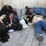 مرگ تلخ و دردناک دختر کارتن خواب تهرانی در خانه مرد شیشهای