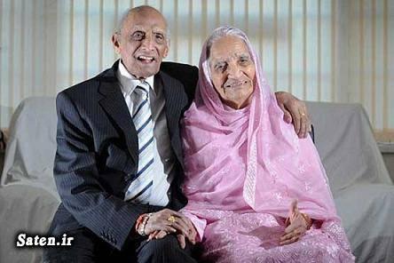 زن و شوهر راز طول عمر راز افزایش عمر پیر ترین انسان آموزش همسر داری