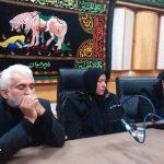خانواده مرتضی پاشایی در برنامه فرزاد حسنی + عکس
