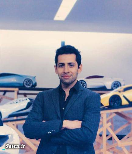طراحان معروف خودرو طراح لامبورگینی گانادور بیوگرافی محمد حسین امینی بکتا بیوگرافی ثروتمندان ایران Mohammad Hossein Amini Yekta