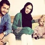 بیوگرافی و مصاحبه سیاوش خیرابی: رضا گلزار از همه مان بیشتر پول درآورد + عکس خانواده