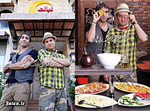 همسر هادی کاظمی رستوران هادی کاظمی رستوران بازیگران بیوگرافی هادی کاظمی اینستاگرام بازیگران
