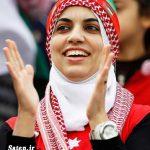 عکس جنجالی شباهت یک زن عرب به فردوسی پور