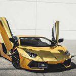 لامبورگینی اونتادو طلایی گرانترین خودروی جهان + عکس
