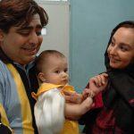 رضا شفیعی جم و ماجرای تلخ طلاق دادن همسرش + عکس خواهر و برادرش