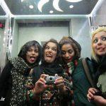 تعجب زوج گردشگر سوئیسی از کلیپس مو و آرایش دختران ایرانی (عکس)