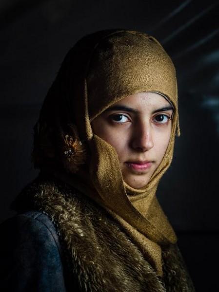 کاریکاتور داعش عکس داعش زن سورس دختر سوری داعش جنایات داعش