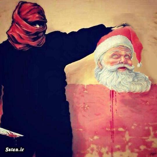 عید کریسمس عکس داعش داعش جنایات داعش
