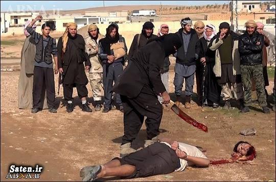 عکش داعش عکس اعدام داعش جنایات داعش اعدام داعش