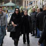 چهره های معروف در مجلس ختم مرتضی احمدی + عکس