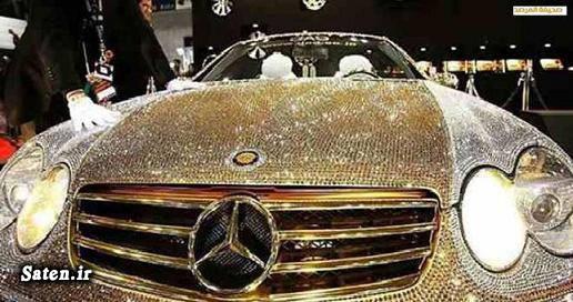 قیمت بنز SL600 فروش بنز SL600 بیوگرافی ولید بن طلال