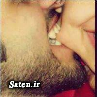 لذت بوسه بوسیدن بوسه عشق بوسه عاشقانه