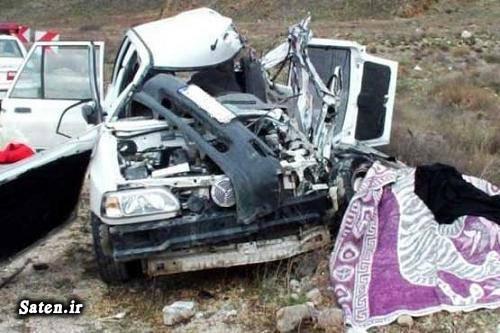حوادث واقعی تصادف پراید اخبار حوادث اخبار تصادف