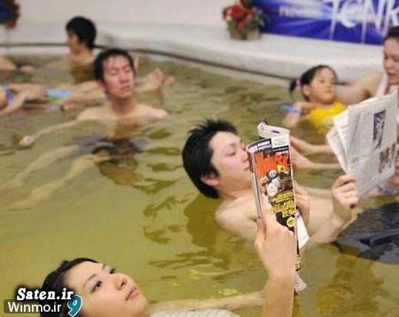 فیلم استخر مختلط عکس استخر مختلط شنا زن شنا دختر زن در استخر دختر در استخر استخر مختلط