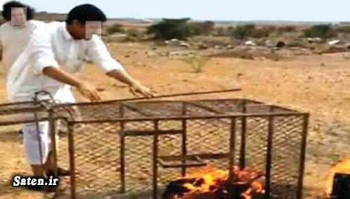 سوزاندن روباه سوزاندن حیوانات