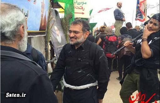 عکس اربعین حسینی سید محمد حسینی راهپیمایی اربعین حسینی
