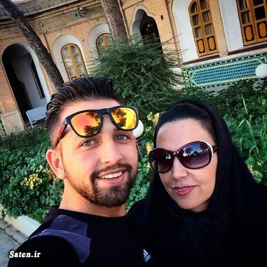 همسر محسن افشانی بیوگرافی محسن افشانی ازدواج محسن افشانی