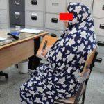 پیر ترین سارق زن دستگیر شد