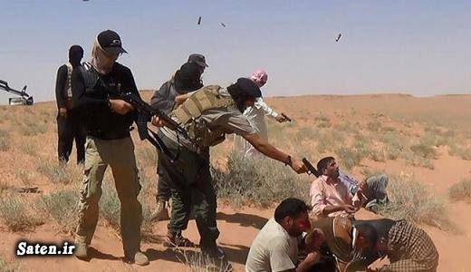 داعش جنایات داعش اعضای داعش اعدام داعش