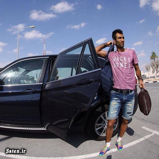 همسر مهرداد پولادی قرارداد مهرداد پولادی خودرو فوتبالیست ها بیوگرافی مهرداد پولادی
