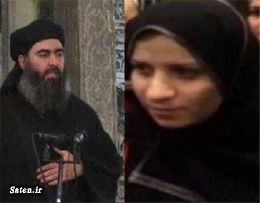 عکس داعش زن داعش جنایات داعش ابوبکر بغدادی ابوبکر البغدادی
