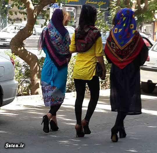مصادیق بد پوششی زنان و دختران در زمستان ۹۳ اعلام شد