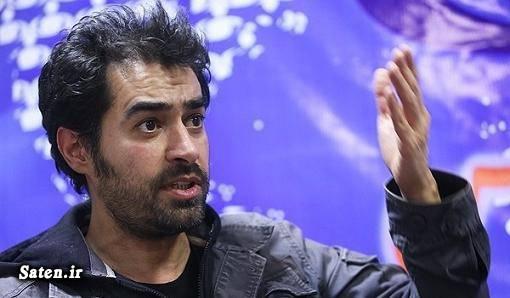همسر شهاب حسینی مصاحبه بازیگران زن شهاب حسینی بیوگرافی شهاب حسینی ازدواج شهاب حسینی