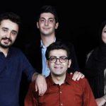 واکنش فرزاد حسنی به شعر عاشقانه زهرا عاملی + عکس