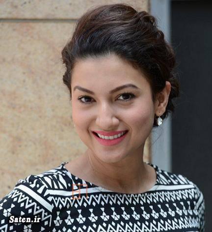 زن هندی دختر هندی بازیگر هندی Gauhar Khan
