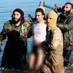 داعش جنگنده ائتلاف را زد / خلبان اردنی اسیر شد + عکس