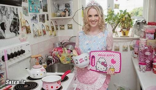سایت شوهر یابی دختر زیبا Hello Kitty