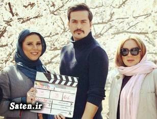 همسر میلاد کی مرام شوهر باران کوثری بیوگرافی حسین فرح بخش بازیگران فیلم مستانه