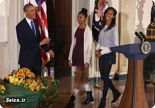 همسر اوباما نامزد اوباما دختر رئیس جمهور دختر اوباما ازدواج باراک اوباما