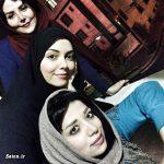 آزاده نامداری از عکس های بدون چادرش می گوید + عکس