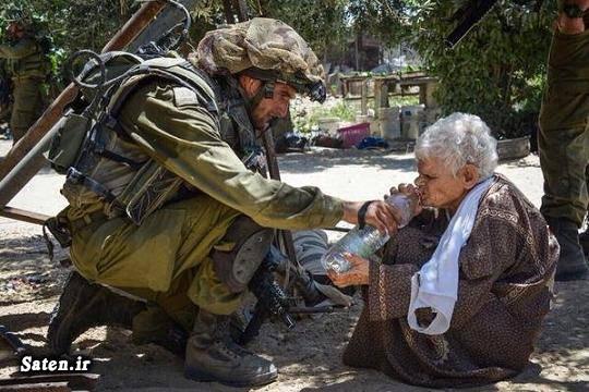 سرباز اسراییلی زن اسراییلی دختر اسرائیلی جنایات اسرائیل