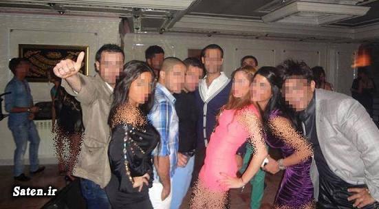 عکس رقص مختلط عکس پارتی مختلط رقص مختلط اخبار آمل