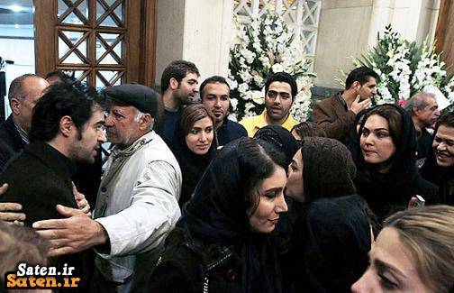 همسر شهاب حسینی خانواده شهاب حسینی پدر شهاب حسینی بیوگرافی شهاب حسینی اینستاگرام شهاب حسینی
