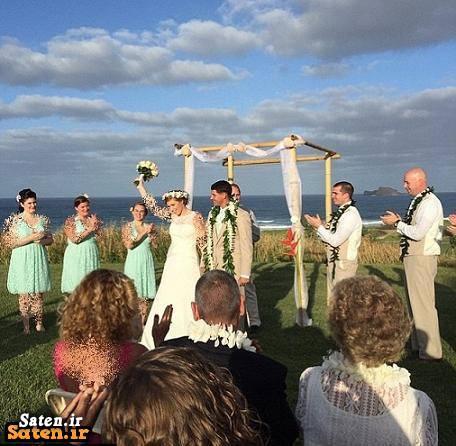همسر اوباما مراسم ازدواج عروس و داماد طنز باراک اوباما