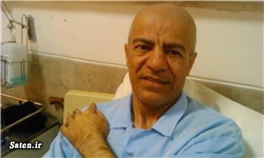 سرطان معده درمان سرطان معده بیوگرافی محمد حسین پور بیماری بازیگران