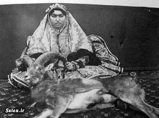 عکس قدیمی زن قدیمی زن قاجار دختر قاجار ایران قدیم
