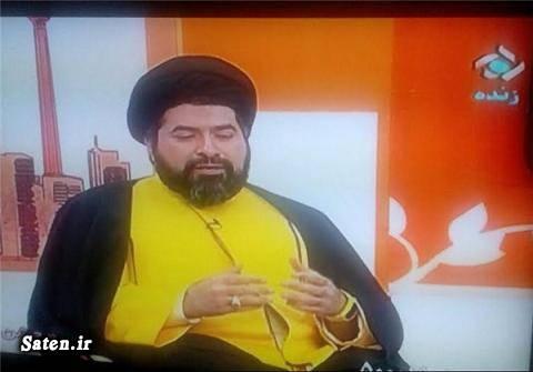 لباس روحانی لباس آخوند بیوگرافی سید حسین خادمیان