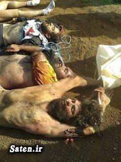عکس داعش رهبر داعش جنایات داعش جلاد داعش اخبار داعش