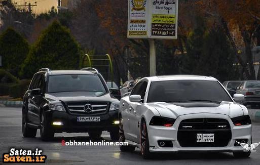 قیمت خودرو دوج خودروهای گذر موقت خودرو دوج Dodge Charger