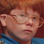 قاتل مو قرمز ۱۳ ساله، دیوانه زنجیری بود + عکس