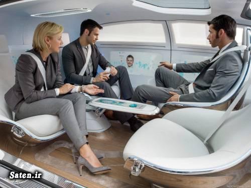 گرانترین خودرو قیمت خودرو لوکس خودرو لوکس Benz F 015