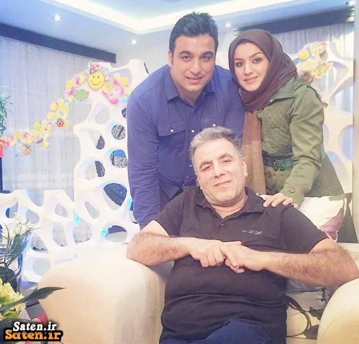 همسر احسان حدادی بیوگرافی احسان حدادی اینستاگرام احسان حدادی Ehsan Haddadi