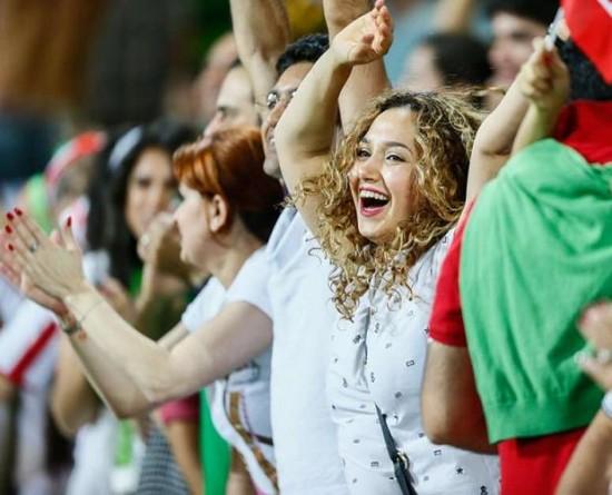 تماشاگران ایران و قطر تماشاگران ایران در استرالیا iran fans in australia iran fans