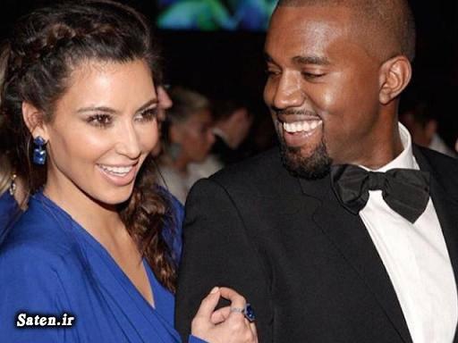 همسر کیم کارداشیان عکس لخت کیم کارداشیان بیوگرافی کیم کارداشیان Kim Kardashian