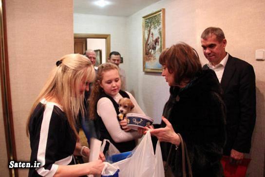 همسر رئیس جمهور همسر پوتین هدیه رئیس جمهور دختر رئیس جمهور