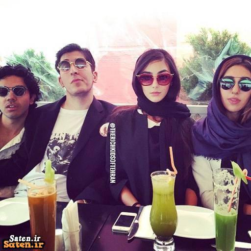 میلیاردرهای تهران ثروتمندان ایران بچه پولدار تهرانی بچه پولدار ایرانی Rich Kids Of Tehran